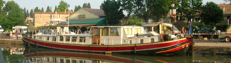 Canal Barge Homes For Sale